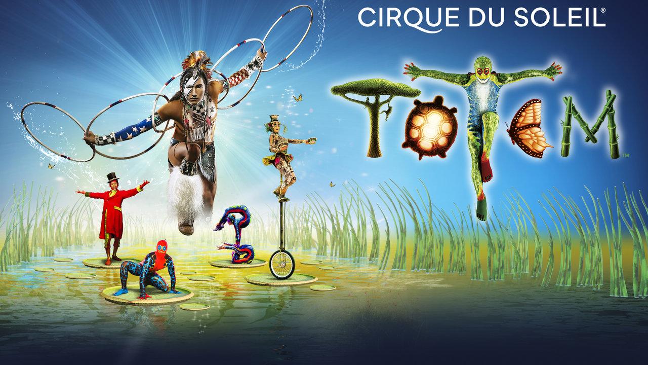 Totem, la magia del Cirque Du Soleil torna in Italia thumbnail