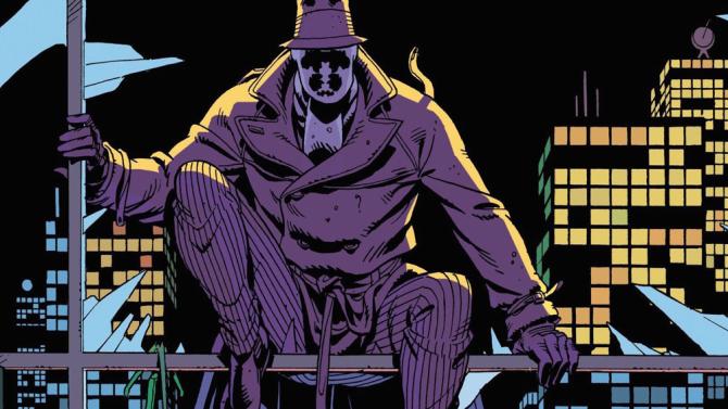 """Alan Moore: """"David Bowie voleva essere Rorschach in Watchmen"""" thumbnail"""