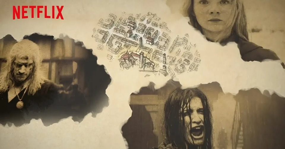 The Witcher: la mappa teaser della città di Lucca thumbnail