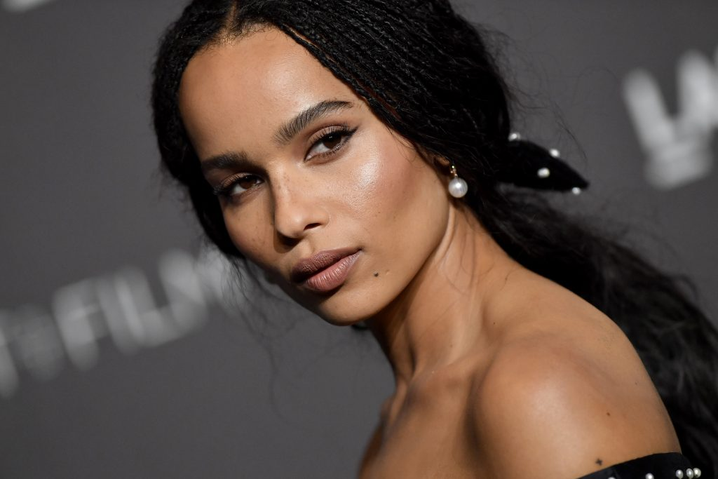 The Batman: Zoe Kravitz sarà Catwoman, è ufficiale thumbnail