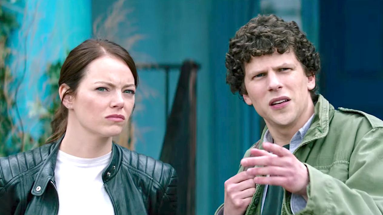 Zombieland - Doppio colpo, Emma Stone voleva un crossover con The Walking Dead thumbnail