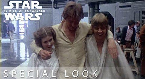 Star Wars: il nuovo promo per celebrare la saga thumbnail