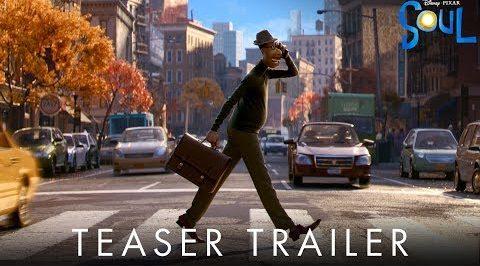 Soul: arriva il primo trailer del film Pixar in arrivo a giugno 2020 thumbnail