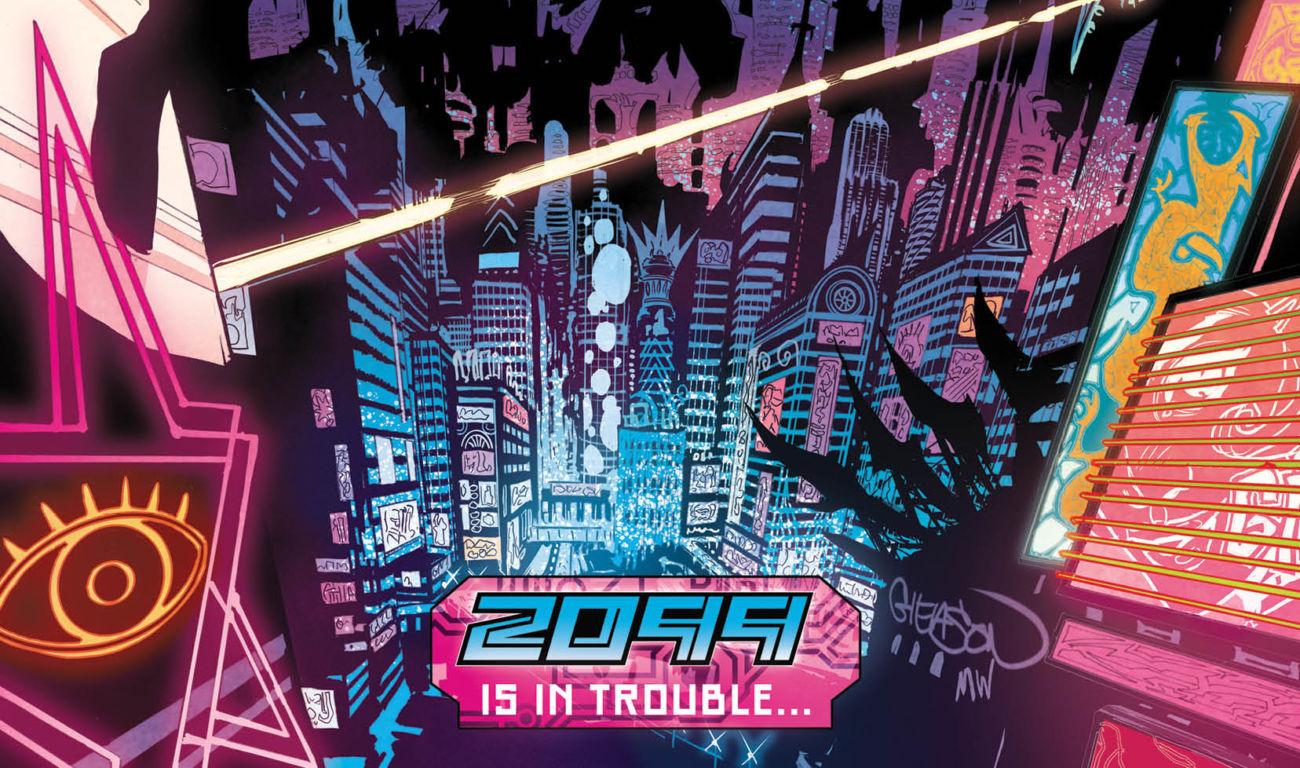 Amazing Spider-Man 2099: Il trailer del nuovo evento thumbnail