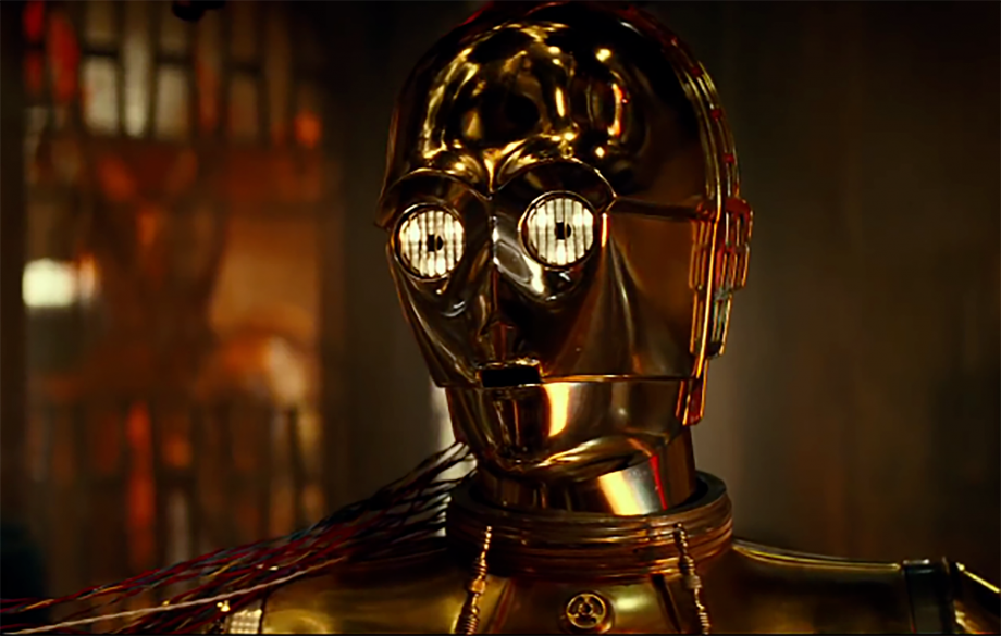 Star Wars: l'interprete di C-3PO è disposto a cedere il testimone thumbnail