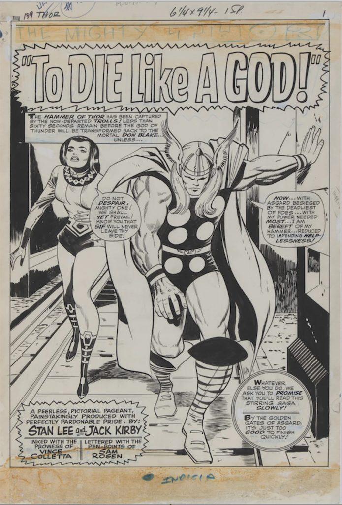 Ditko-Kirby-Wrightson-Thor-asta