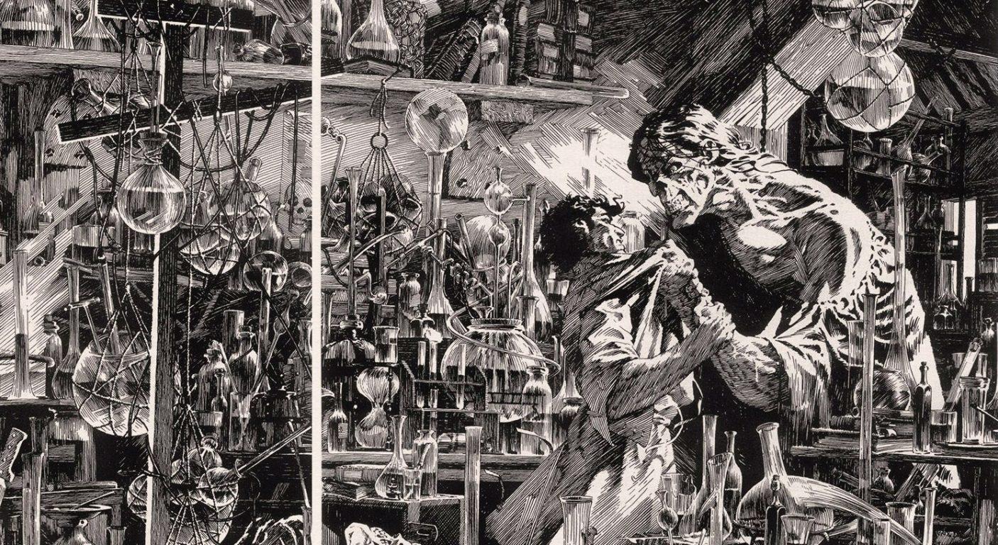 Marvel: all'asta le tavole di Wrightson, Kirby e Dikto thumbnail