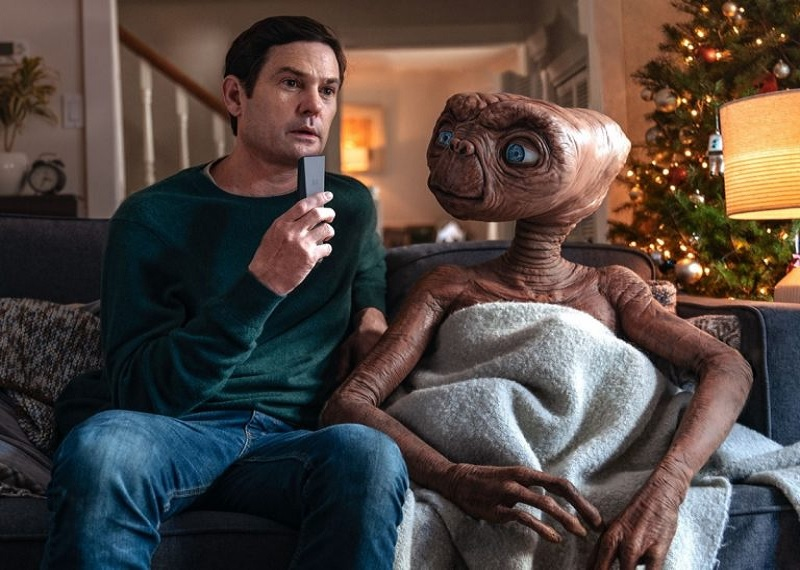 E.T ed Elliott finalmente riuniti... in uno spot natalizio! thumbnail