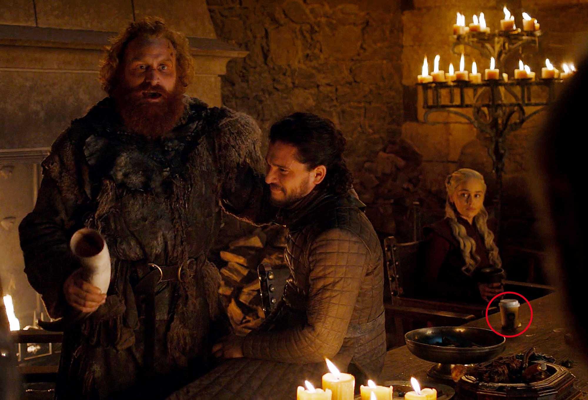 Game of Thrones 8: la tazza... non era di Starbucks! thumbnail