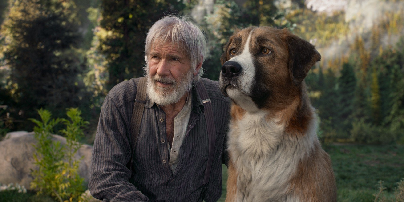 Il Richiamo della Foresta, online il Trailer ufficiale thumbnail