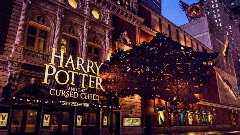 Harry Potter e la maledizione dell'erede: vendite dei biglietti in calo a Broadway thumbnail