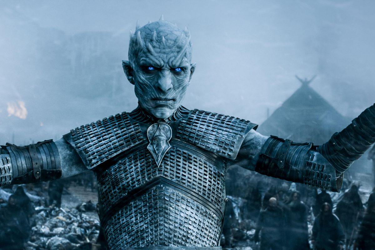 Game of Thrones: il Re della Notte nei concept art originali thumbnail