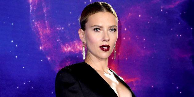 "Scarlett Johansson: ""Ho gestito male la polemica per Rub and Tug"" thumbnail"
