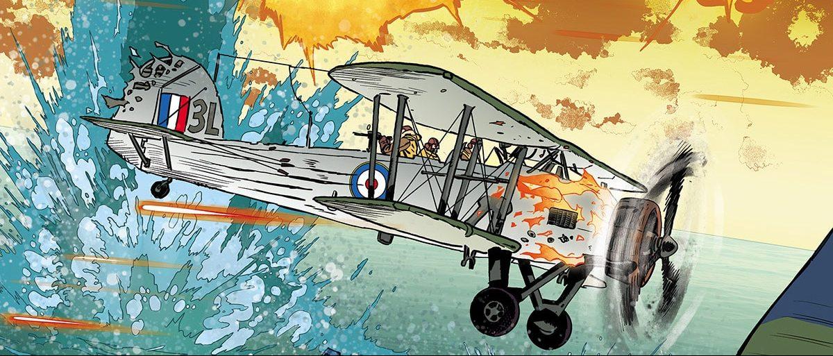 The Stringbags: il nuovo graphic novel dall'autore di The Boys e Preacher thumbnail