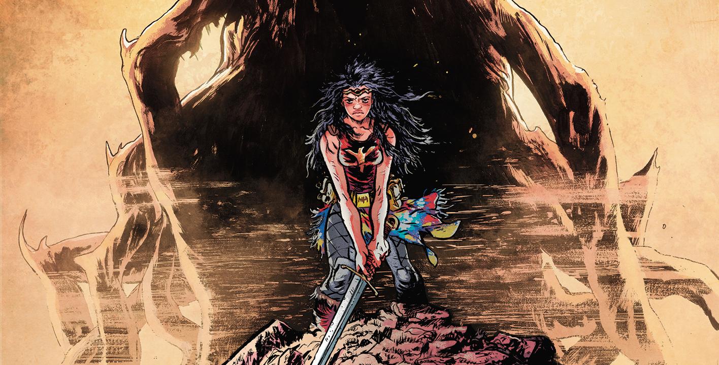 DC: La nuova Wonder Woman di Daniel Warren Johnson thumbnail