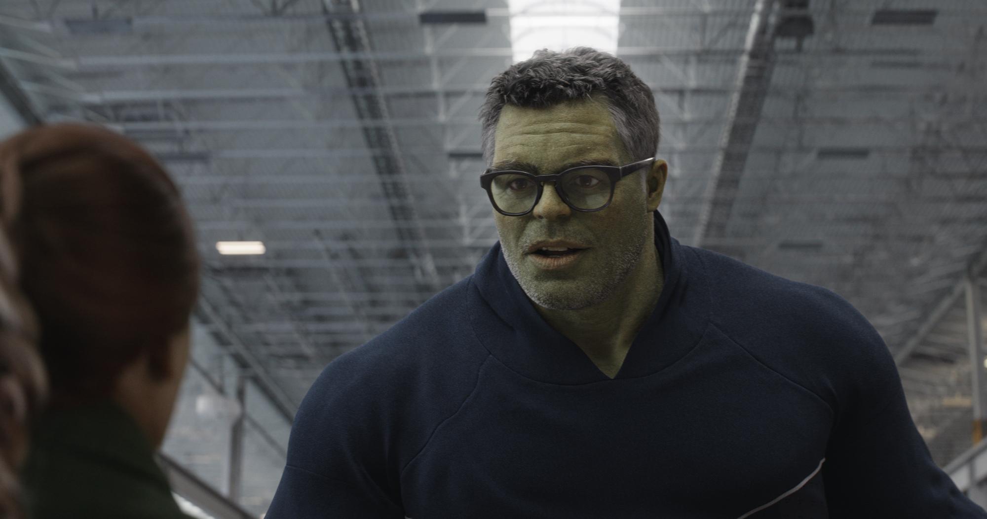 Avengers: Endgame, il costume di Hulk aveva un logo sul petto (o quasi) thumbnail
