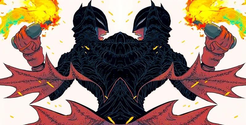 Batman: DC Comics rimuove un'immagine per proteste dalla Cina thumbnail