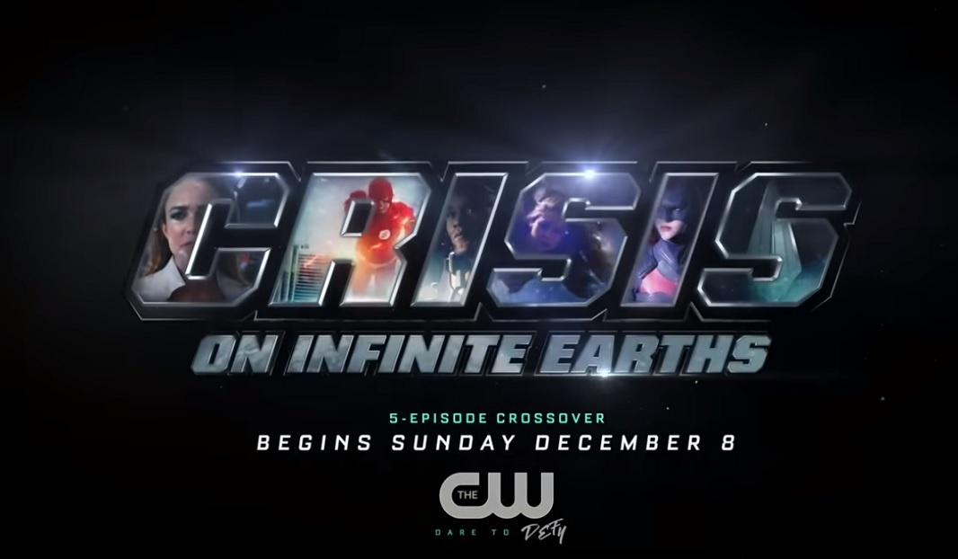 Crisi sulle Terre Infinite, il primo teaser thumbnail