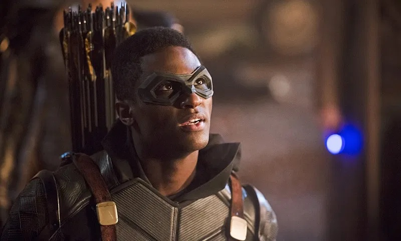 Arrow: David Ramsey svela che ci saranno sviluppi sulla sua Lanterna Verde thumbnail