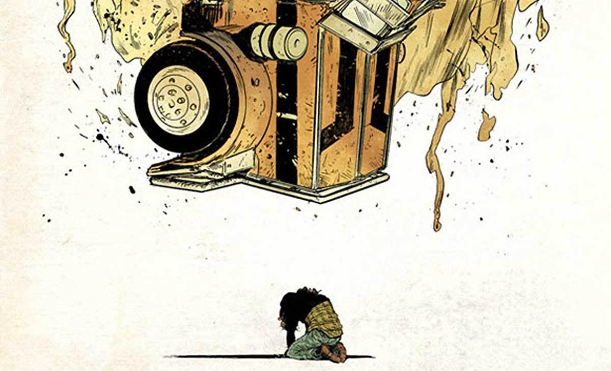 Lucca Comics 2019, il nostro incontro con Donny Cates e Daniel Warren Johnson thumbnail