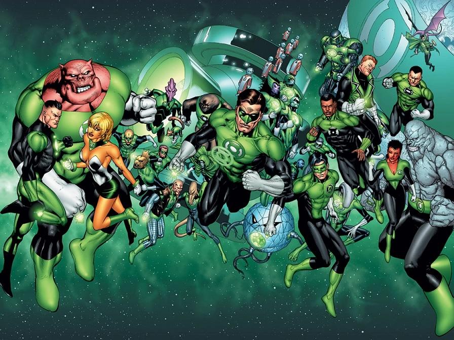 Green Lantern Corps: lo script completo entro fine anno, forse J.J. Abrams alla regia thumbnail