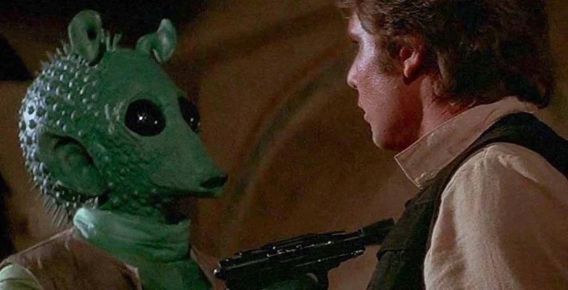 Su Disney+ la scena tra Han Solo e Greedo è cambiata ancora thumbnail