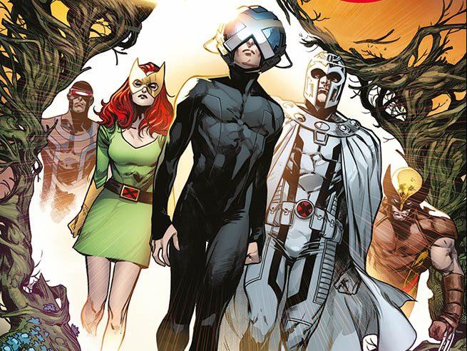 House of X, la rivoluzione degli X-Men è arrivata a Lucca Comics and Games thumbnail