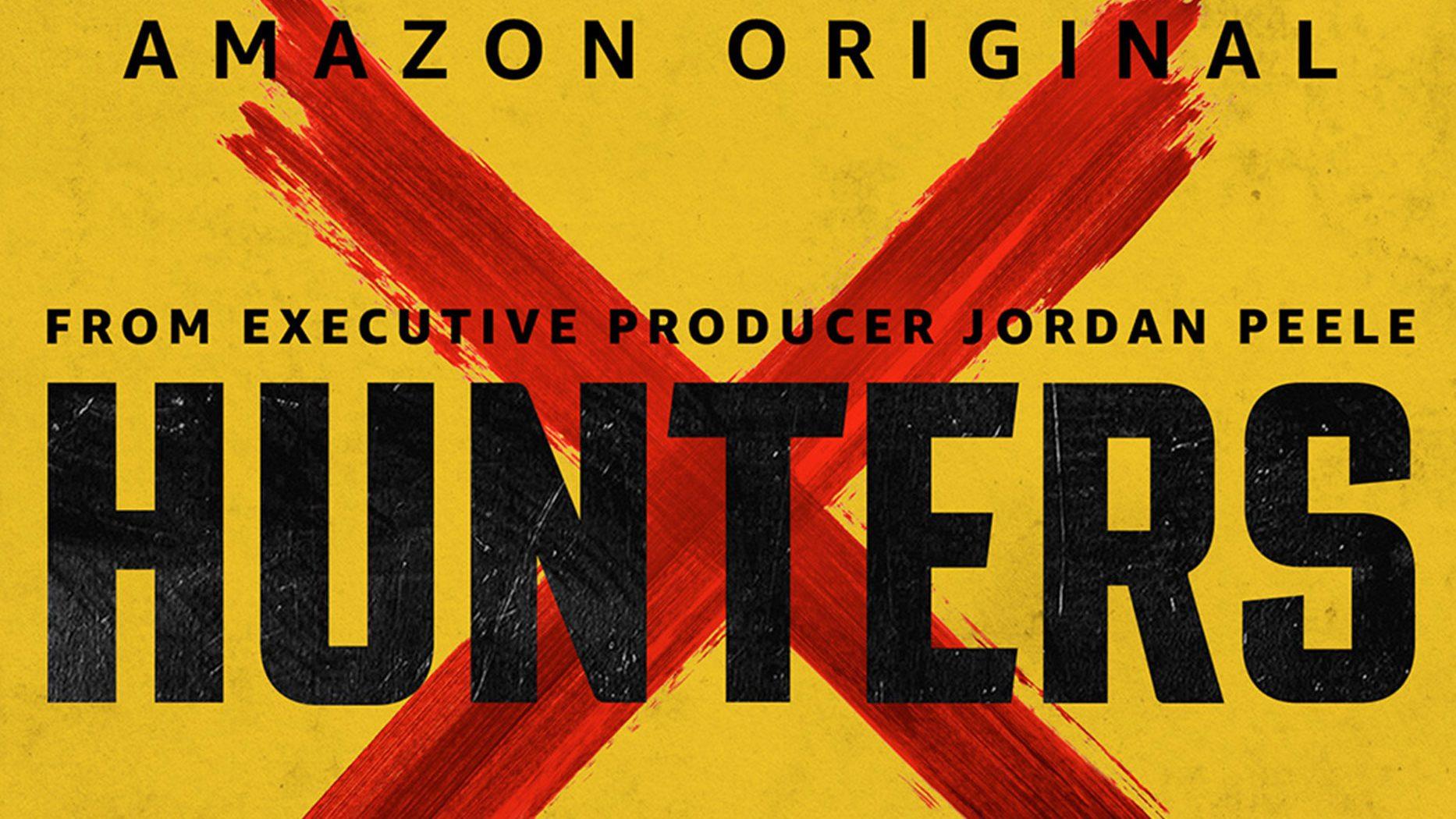 Hunters: ecco il nuovo, cruento trailer della serie Amazon thumbnail