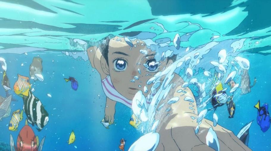 I Figli del Mare: l'opera di Daisuke Igarashi al cinema da dicembre thumbnail