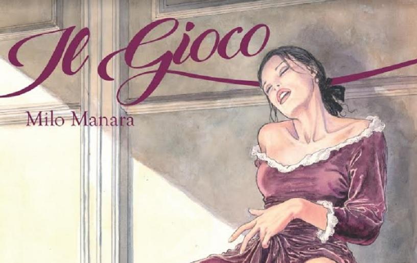 Milo Manara festeggia 50 anni di carriera con 'Il Gioco' thumbnail
