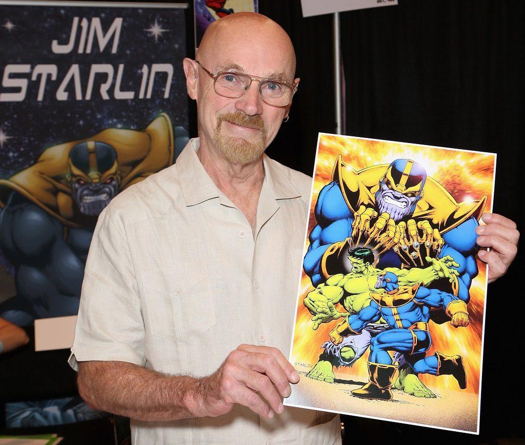 Jim Starlin commenta il video di Trump su Thanos thumbnail