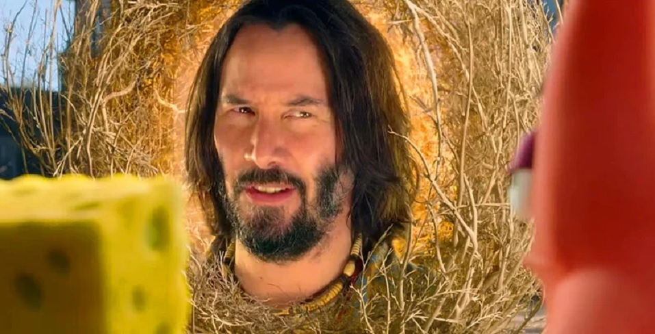 Keanu Reeves avrà una parte nel film di Spongebob thumbnail