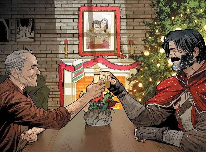 """Klaus: il nuovo fumetto """"natalizio"""" di Grant Morrison e Dan Mora thumbnail"""