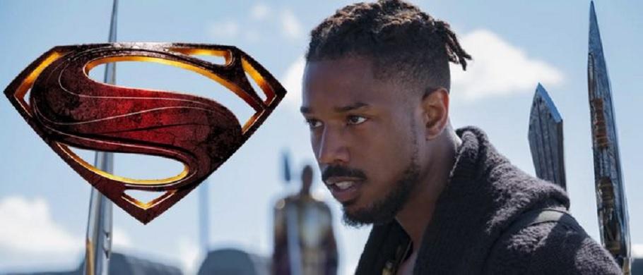 Superman: Warner Bros. ha davvero parlato con Michael B. Jordan per il ruolo thumbnail