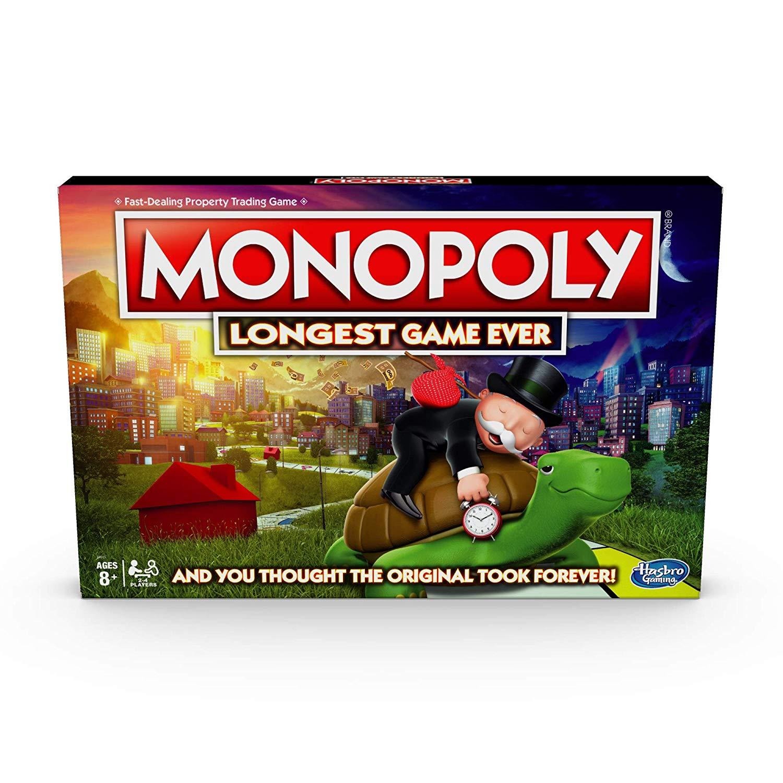 Monopoly: arriva la versione per partite più lunghe di sempre thumbnail