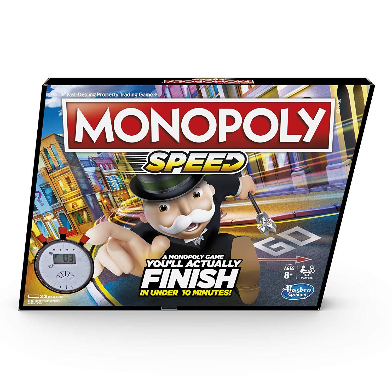 Monopoly Speed, per partite inferiori ai dieci minuti! thumbnail