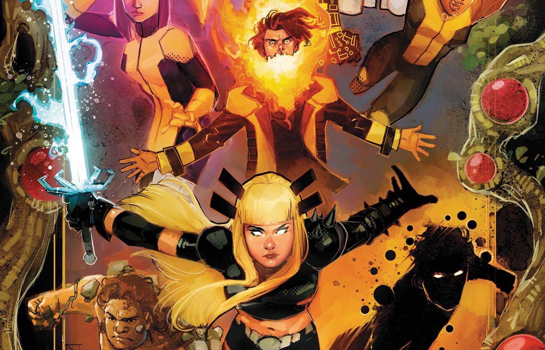 New Mutants: Il trailer della nuova serie Marvel Comics thumbnail
