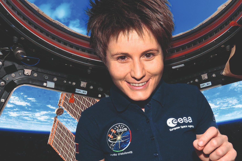 Samantha Cristoforetti partirà per una nuova missione nello spazio! thumbnail