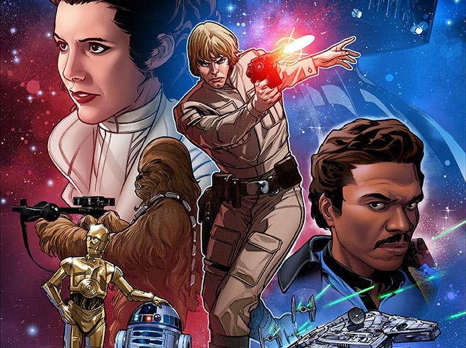 Marvel Comics: il rilancio della testata di Star Wars thumbnail