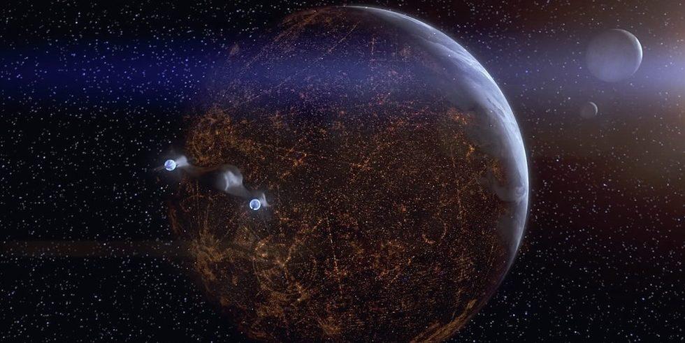 star wars disney+ the mandalorian serie live action coruscant