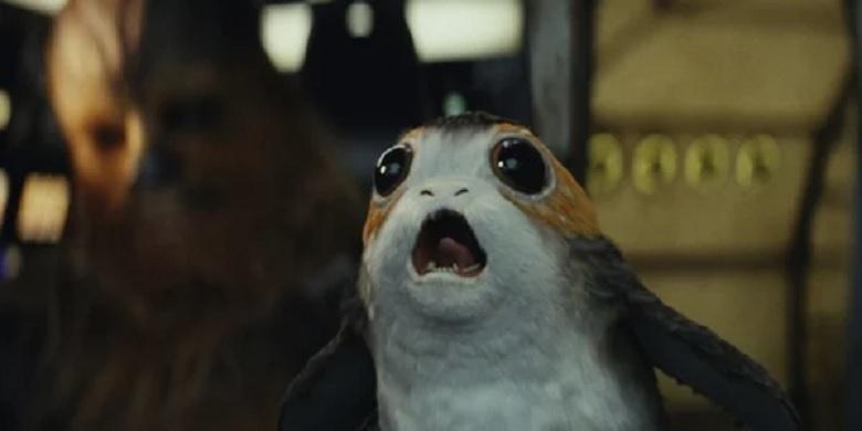 Star Wars 9: torneranno i Porg, lo conferma il nuovo poster thumbnail