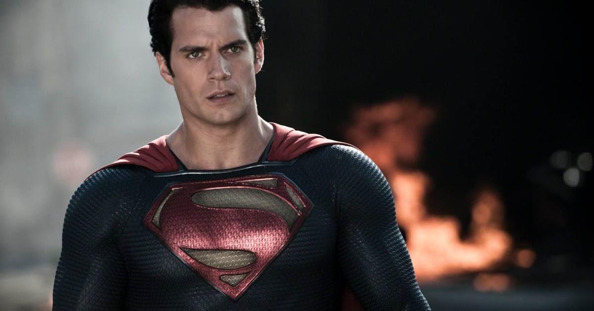 Henry Cavill vuole tornare a interpretare Superman thumbnail