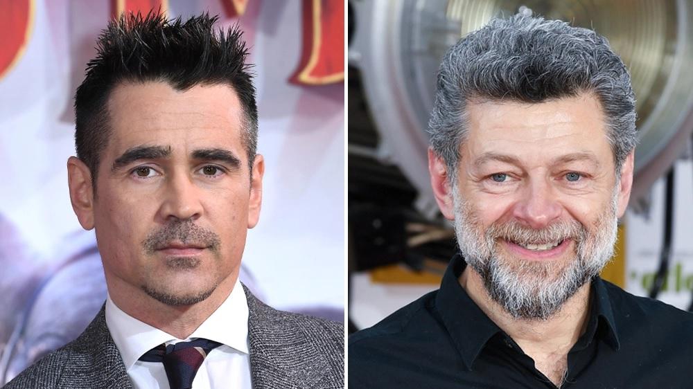 The Batman: Colin Farrell e Andy Serkis potrebbero essere Pinguino e Alfred thumbnail