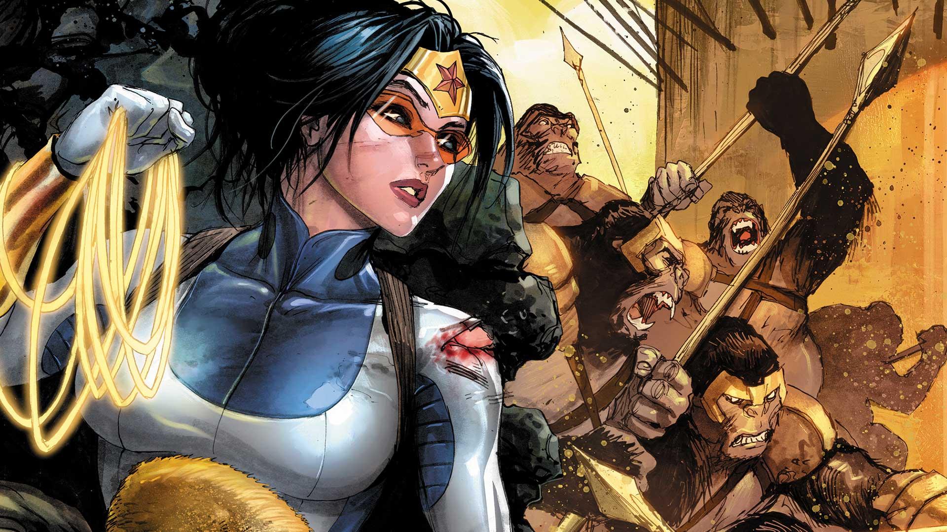 DC Comic rivela la nuova villain di Wonder Woman thumbnail
