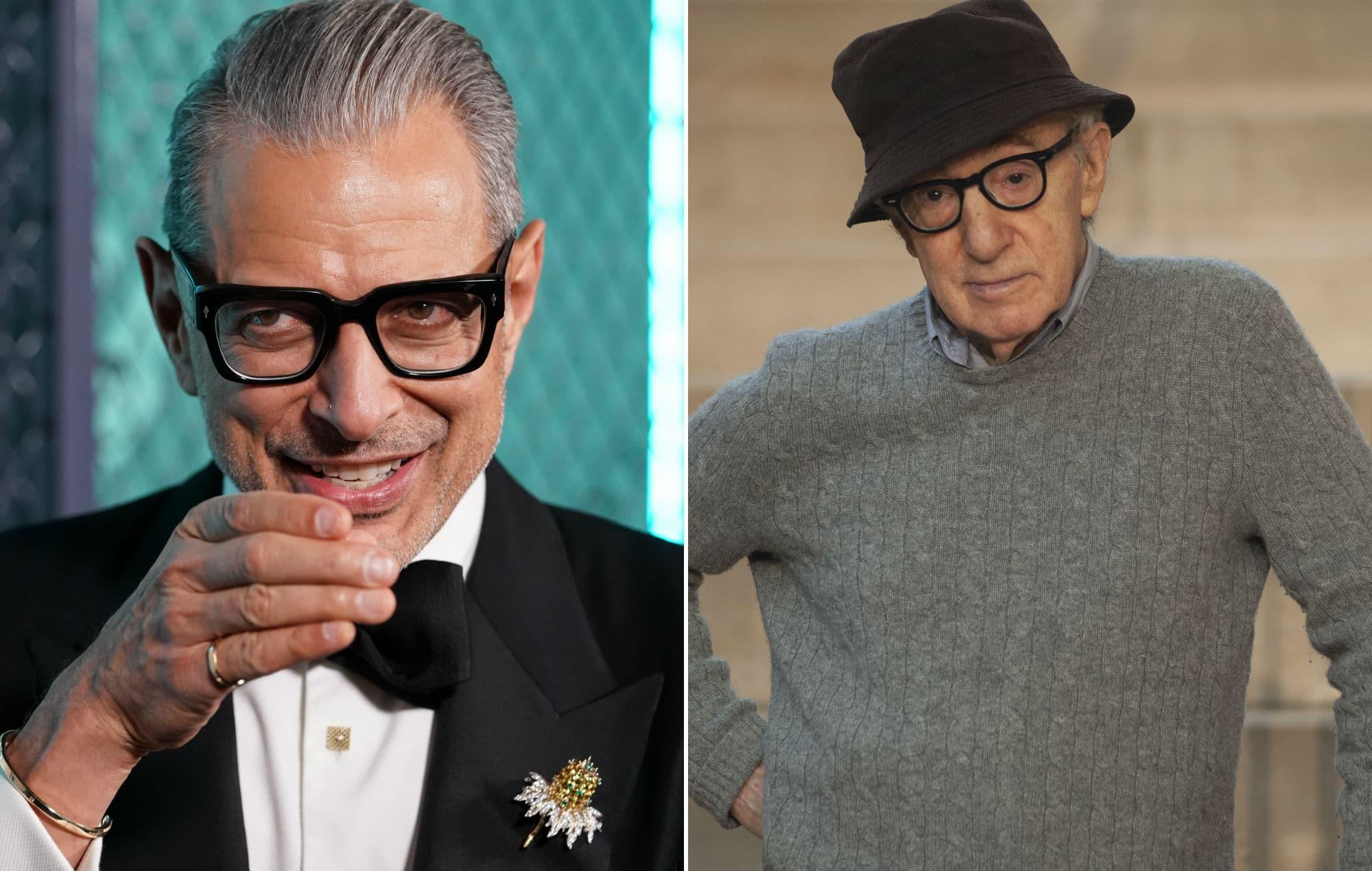 """Jeff Goldblum  """"Vorrei lavorare di nuovo con Woody Allen"""" thumbnail"""