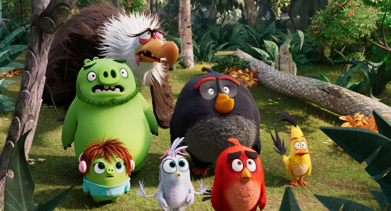 Angry Birds 2 a breve in Home Video thumbnail