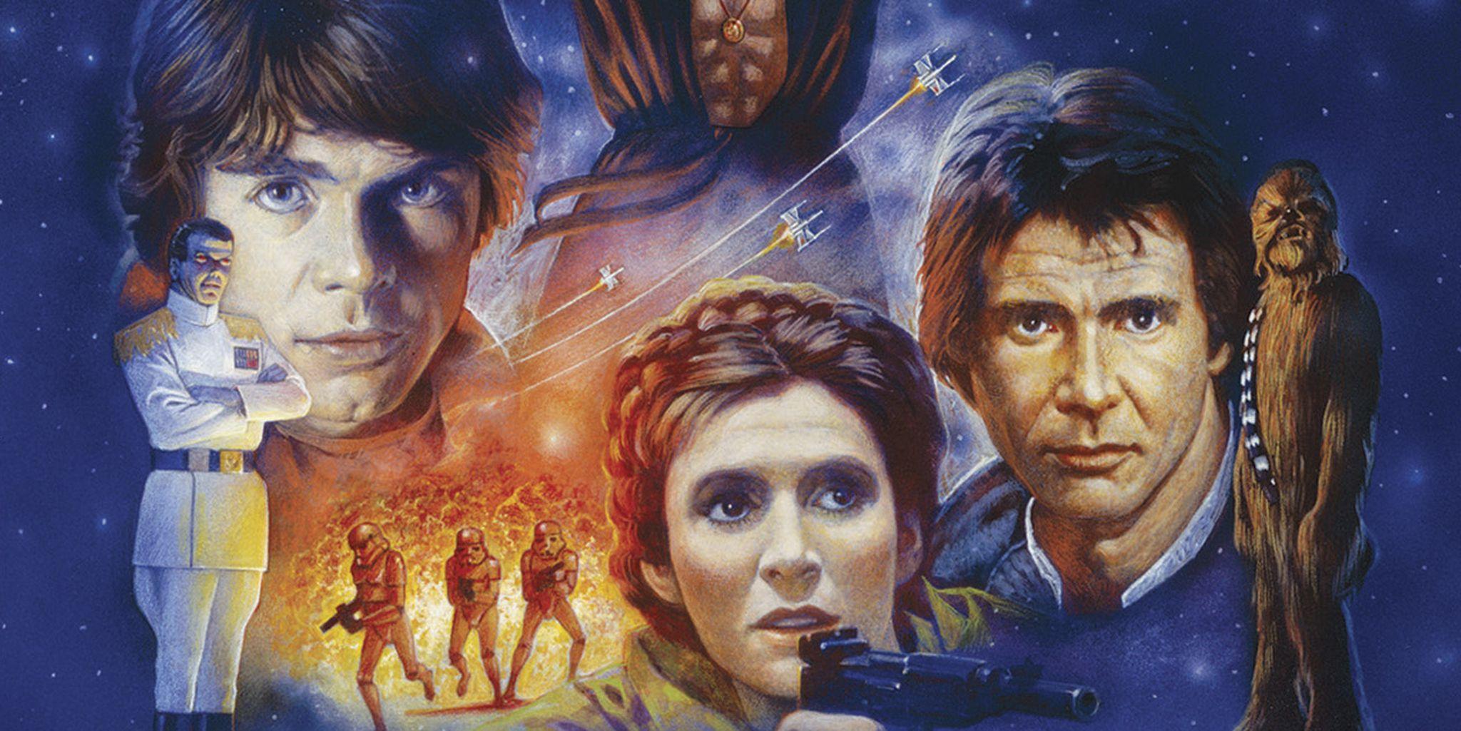 La Trilogia di Thrawn, gli originali Episodi 7, 8 e 9 | Star Wars Week thumbnail