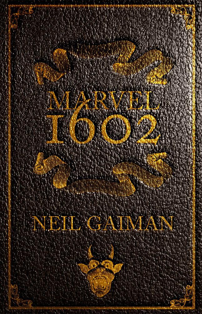 Amazon Marvel 1602 Gaiman