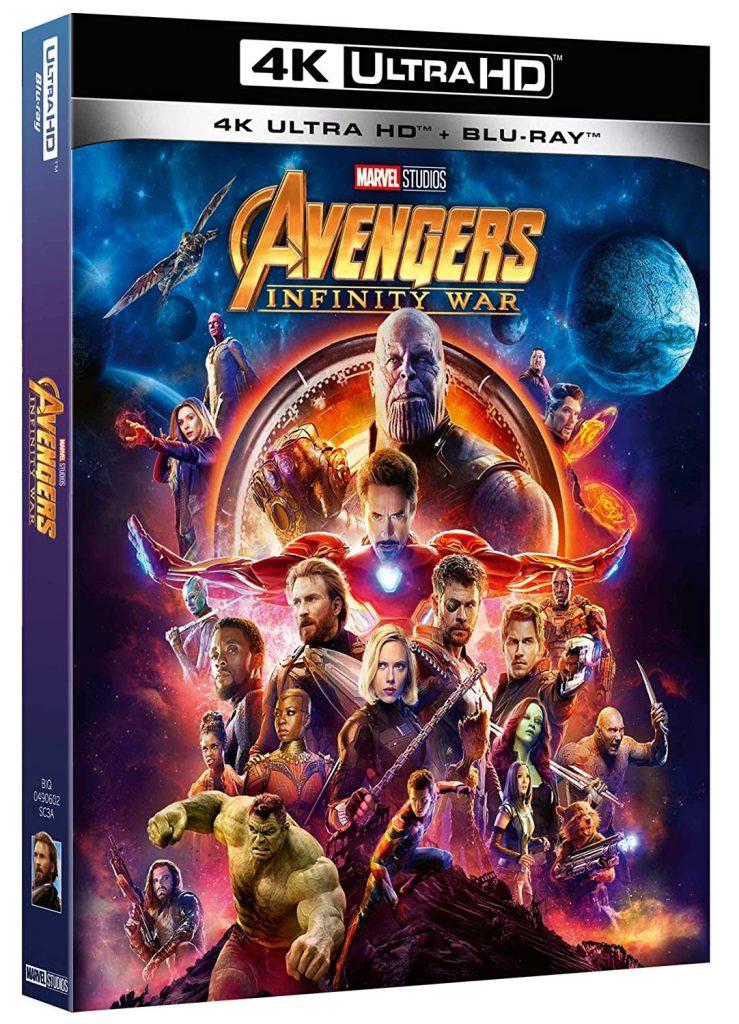 Amazon Marvel Avengers Infinity War