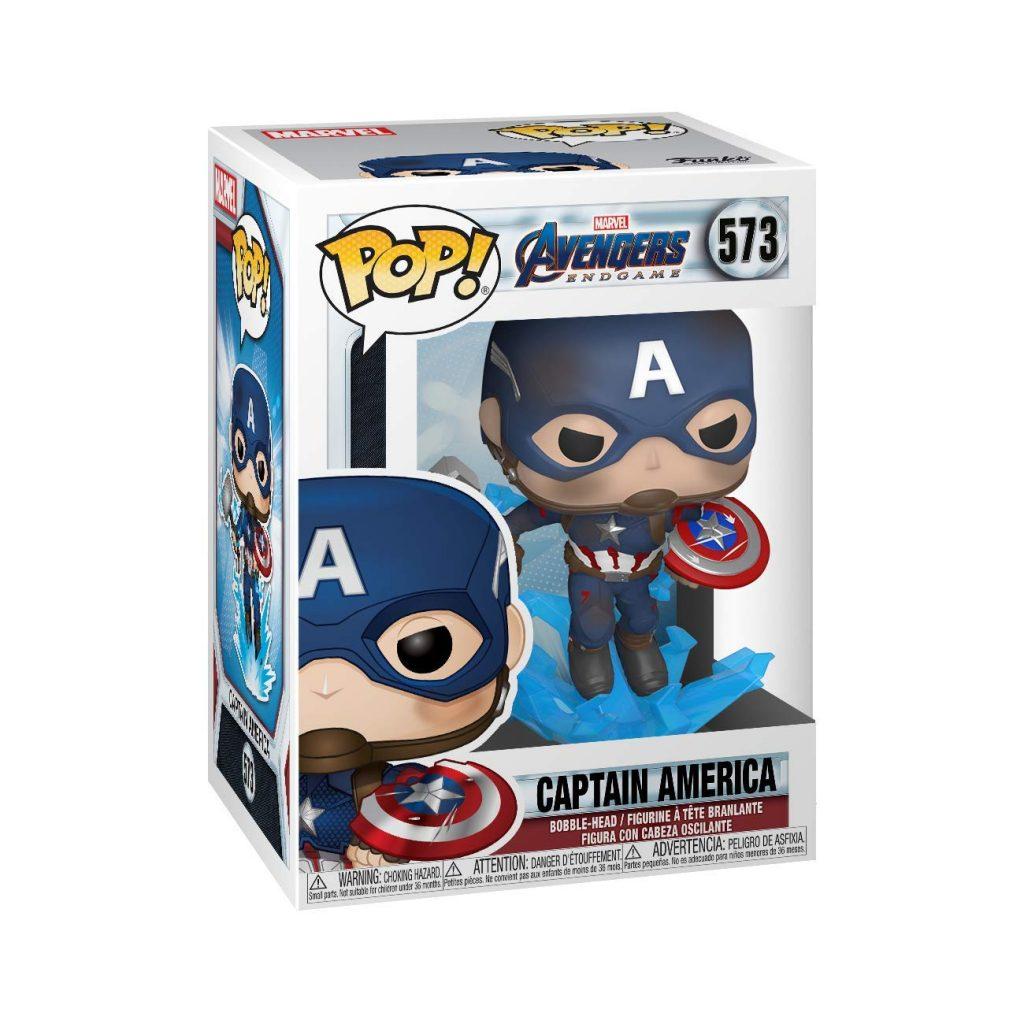 Amazon Marvel Captain America